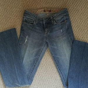 PAIGE jeans sz 25